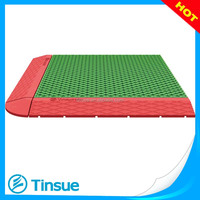 Latest products interlocking outdoor sports flooring for playground