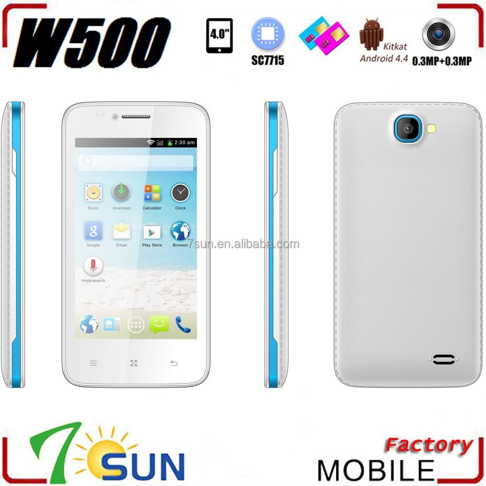 Best Wholesale Websites W500 Cheap Smartphone - Buy Cheap ...