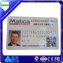 eco-friendly polycarbonate ID card