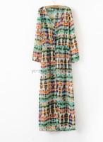 Female summer fashion garments sri lanka tie dye garment india import dresses summer pleating chiffon garment cambodia