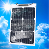 PV solar panel,50Watt flexible solar module in shenzhen factory benable solar panel
