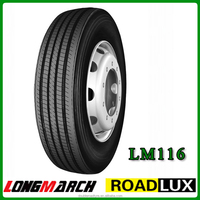 2015 hot new product chinese tire price longmarch 295 75 22.5