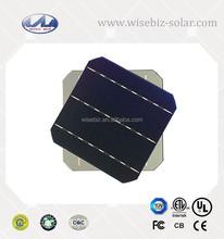 6 inch taiwanese mono solar cell