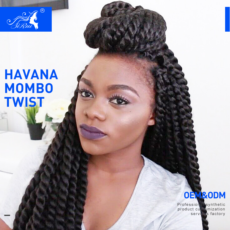 Crochet Braids Yaki Hair : crochet braid hair, synthetic havana mambo twist hair, crochet braid ...