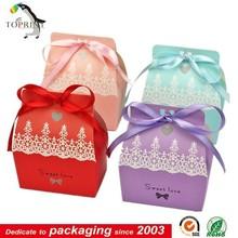 Fancy Food Packaging Custom Packaging Sweet Box