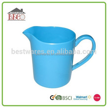 Top quality processing avirulent insipidity melamine plastic cup with handle