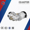 60v 1500w brushless motor electric car/vehicle differential gearbox for passenger