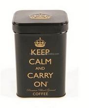 coffee tea tin boxes manufacturer