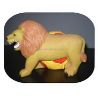 animal money box plastic piggy bank OEM savings bank