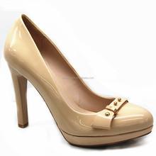 nude sexy fashion women high heels shoes 2015