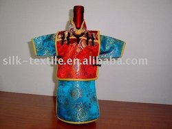 Chinese traditional garment Wine Bottle Cover