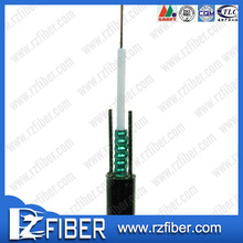 2015 OD8.0mm Tensile strength 1200 optical fiber power composite cable