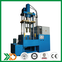 YSZ203-400 large stainless steel tee tee pipe forming hydraulic press, metal water bulge forming machine