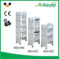 4.5 m alta plegable multiusos de aluminio werner ladder ( MD-803C 4 x 4 )