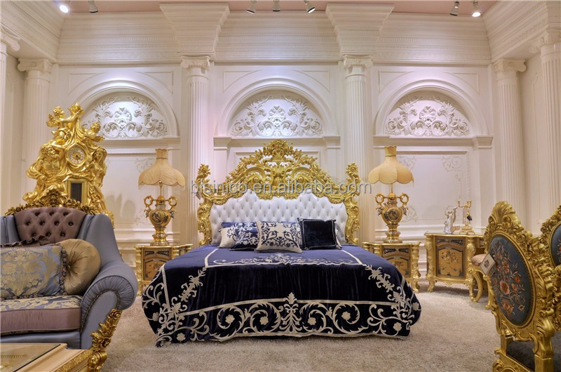 Chambre A Coucher Lit King Size : Luxury Bedroom Furniture Sets