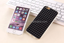 Grid TPU Protective Case Cover Skin for iPhone6