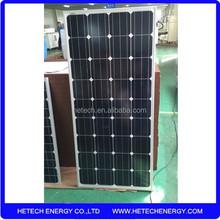 1.5kw solar panel with 10 pieces of mono 150w 12v solar panel