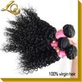 6A Cheveux Vierge brésilienne non transformés , peuvent être teints Kinky Curly Aliexpress cheveux, 100% Vierges humaines brésiliens Bundles Cheveux