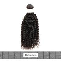 Sale Rebecca Unprocessed Brazilian Virgin Human Hair Extension Natural Color Water Wave Weaving