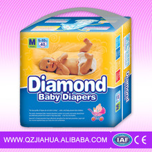 Diamond baby diapaers with best quality for your lovely baby