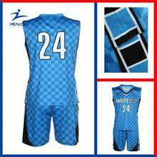 Healong Factory Girl Uniform Basketball 2013