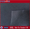 100% Polyester warp knitted 3D air mesh fabric , air spacer mesh fabric sandwich fabric for seat cover car cover and bag