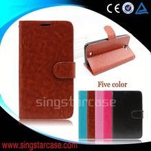 leather flip cover case for samsung galaxy s3, for samsung galaxy s3 case leather