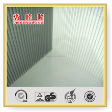 transparent 4mm 6mm Polycarbonate PC green house Twin-wall lightweight polycarbonate roofing material