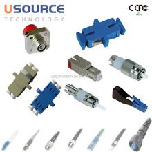 sc sma st fc lc e2000 hybrid fiber optic fc fiber optic mtrj st single mode adaptor