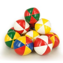 promotional PVC juggling ball, hot sell hacky sack