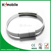 Wholesale Bracelet USB Data Cable Fast Charge Mobile Phone With Box