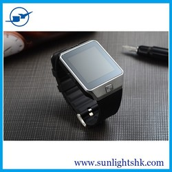Internet new model watch mobile phone dz09 sim card smart watch phone cheapest hot sale mtk 6260 smart watch phone