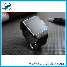 Internet new model watch mobile phone dz09 sim card smart watch phone cheapest hot sale mtk 6260 smart watch phone