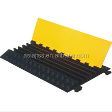 traffic rubber cable ramp