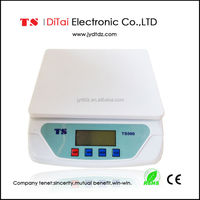 Factory direct sale 3kg*0.5g ---25kg*1g digital bathroom scale body weight