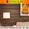 Solid color modern PVC waterproof wallpaper for bathroom