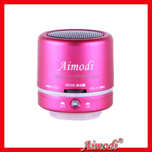 2015 wholesale top sales wireless portable mini speaker with tf card,usb port