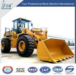 Turn-key plant wheel loader tire chains mini wheel loader with price with CE Certificate