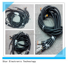 Factory price of motorcycle electrical car wire harness assemblies
