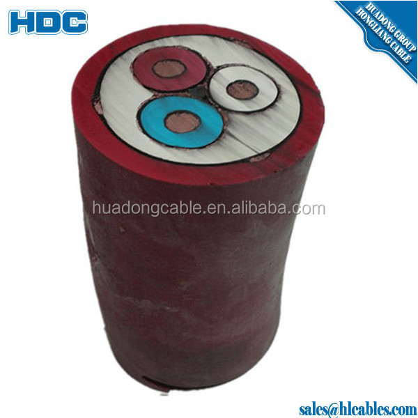 Rubber Cable Flexible copper conductor