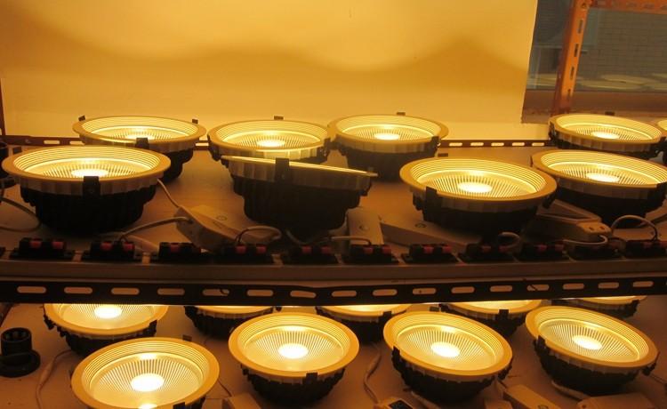 Светодиодный светильник LAMPBAY downlight 20W 8 200 LB-D20W02