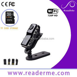 2015 new launched product wifi wireless mini hd pocket hidden camera