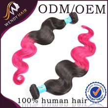 good price tangle and shedding free 18inch indian hair cuts