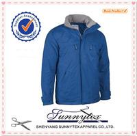 Sunnytex OEM custom best price 2015 winter latest design jacket for men