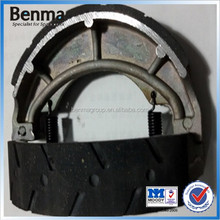 motorcylce brake shoes CN125 in motorcycle brakes reasonable price