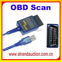 En la pc móvil pda ventanas obd2 dab obdii exploración herramientas de diagnóstico del escáner de falla interfaz de códigos