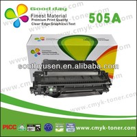 New Compatible for hp 505 a Laser Printer p2055dn Toner Cartridge Made in China