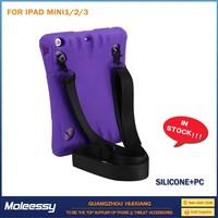 cute fashionable case for ipad mini belt leather case