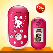 Gps kids security phone Gps children/small size gps phone cute high quality low price chinese kids mobile phone Phone tracker