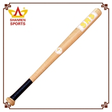 2015 wholesale new cheap wood baseball bat with different sizes